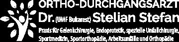 Ortho Durchgangsarz Dr. (UMF Bukarest) Stelian Stefan